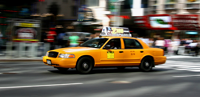 commercial taxi lenders