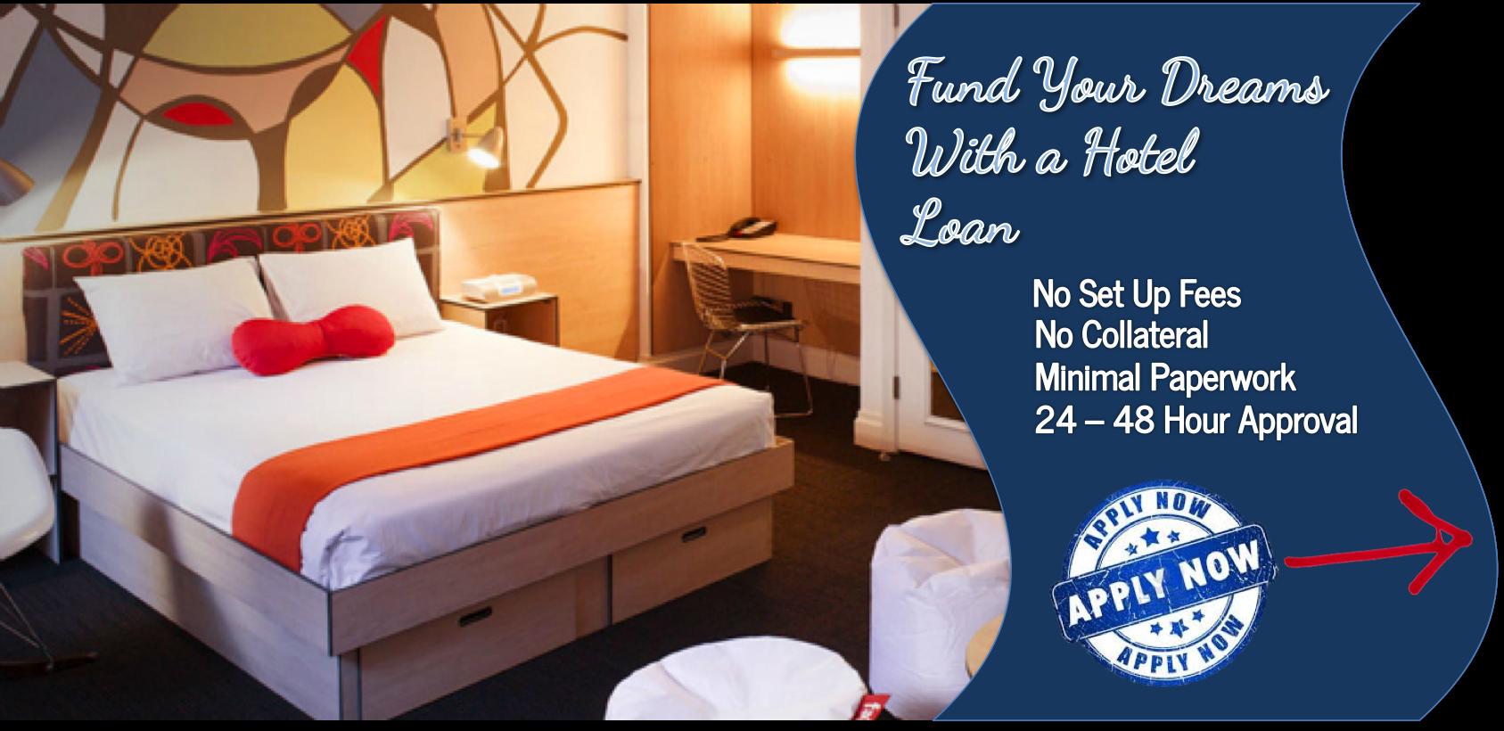hotel business lending
